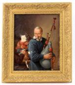 DUHAERT Flämischer Maler um