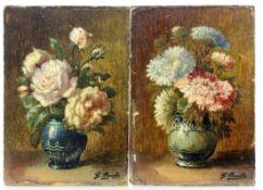 BOUCHER, GASTON Französischer Maler um