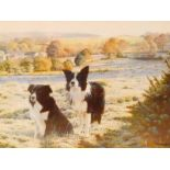 Steven Townsend, a signed limited edition print, (number under mount) Best Friends