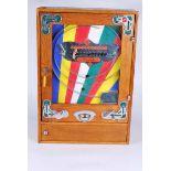 A Bryans Allwin Penny Slot Machine 'The Elevenses', c 1955, 63.5 cm H