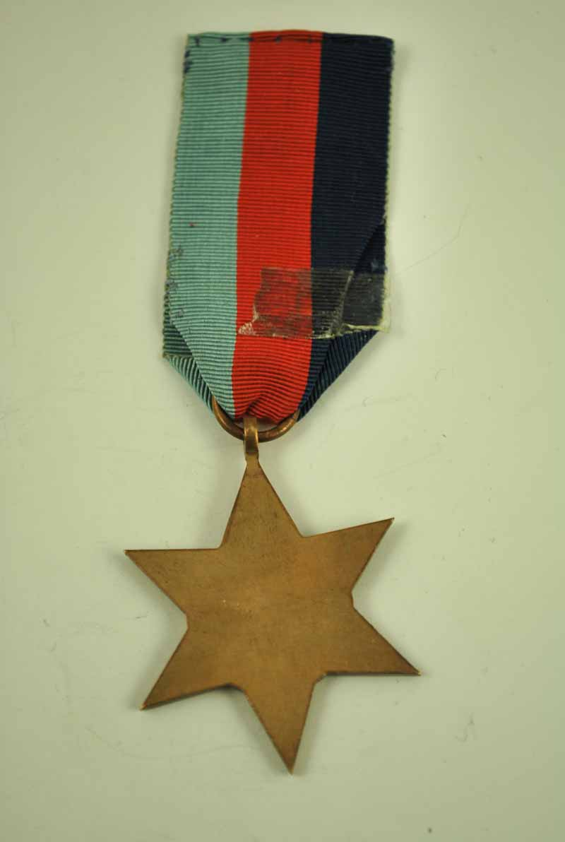 WW2 1939-45 star with battle of britain clasp