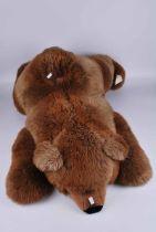 A Steiff brown bear