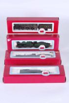 Four Dapol Double O Locomotives, all boxed D103 G.W.R 4.6.0 county of Chester D67 S.D.J.R 4.4.0