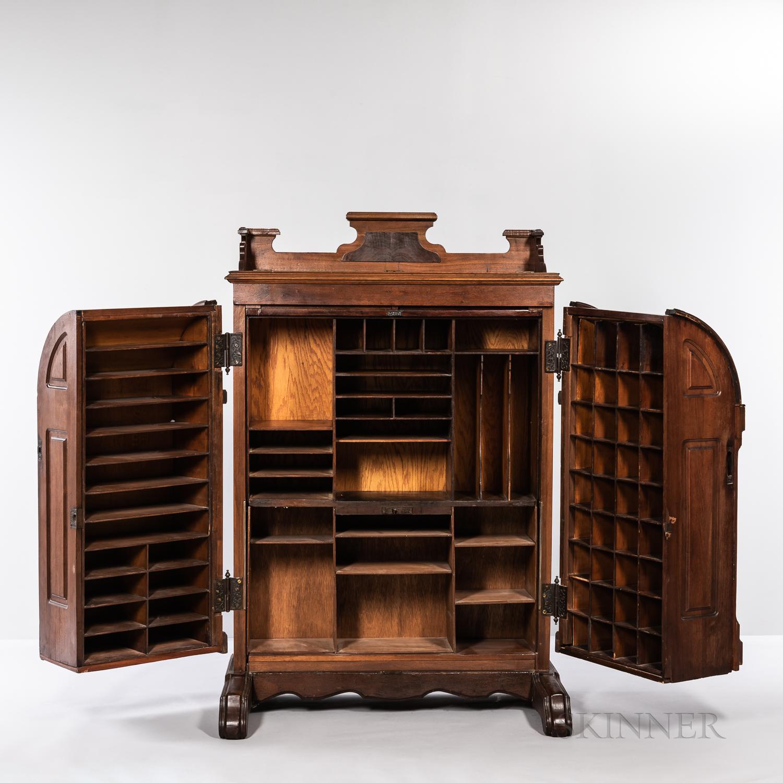Walnut Ordinary Grade Wooton Desk