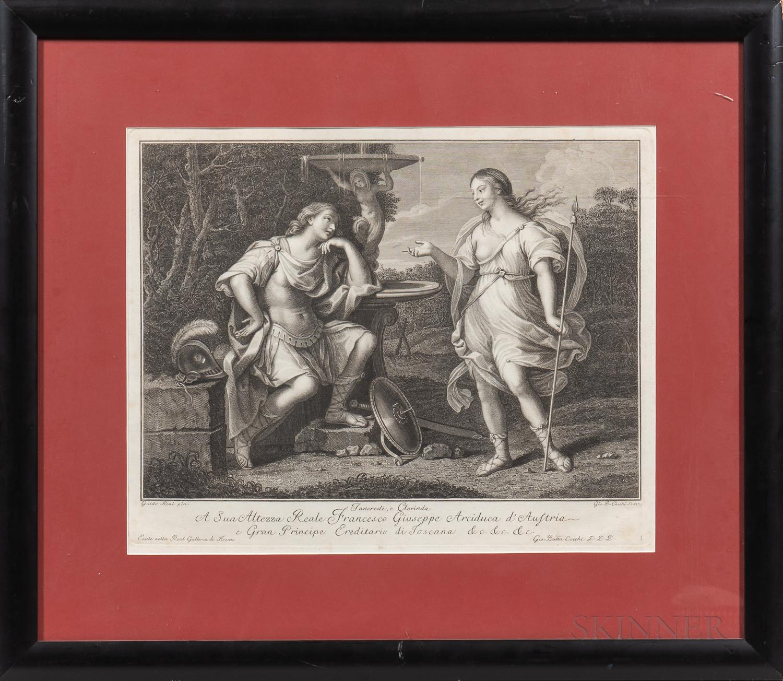 Giovanni Battista Cecchi (Italian, 1748/49-1819), After Guido Reni (Italian, 1575-1642)