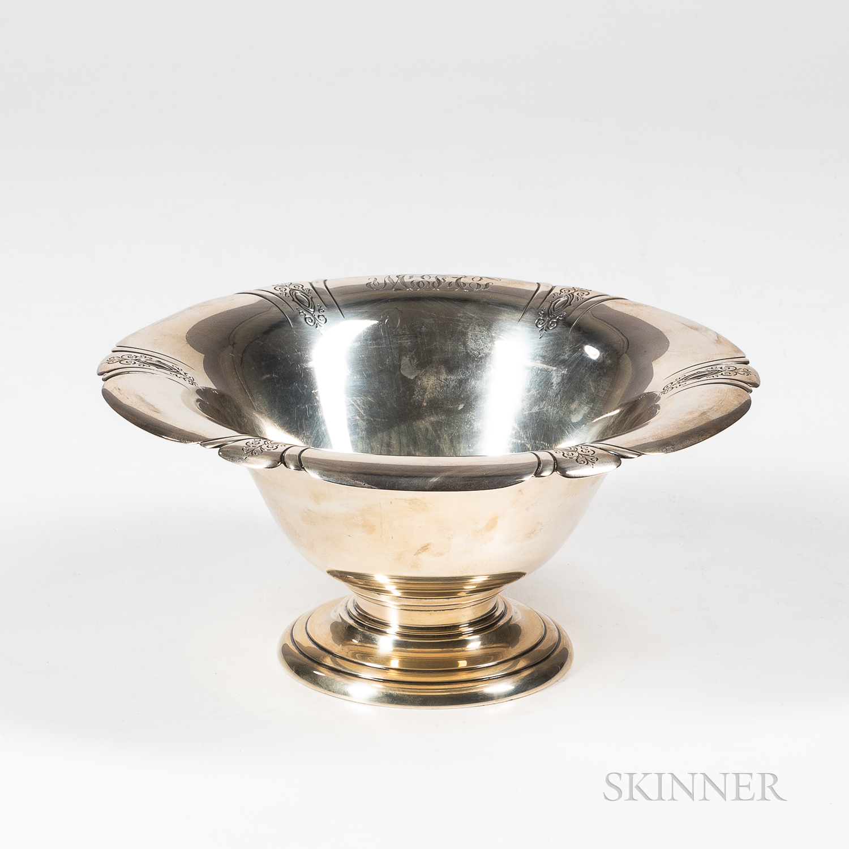 Towle Silversmiths Sterling Silver Lady Diana Pattern Bowl
