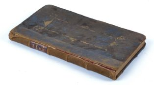 An early 18th Century issue of 'The Primer set forth by the Kings majesty and his clergy', psalms,
