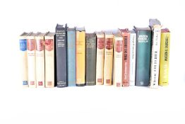 An assortment of Winston Churchill books, various volumes and ages (parcel)
