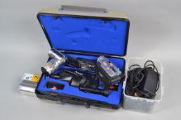 Sony Video Camcorders, a Sony DCR-TRV20E Mini-DV digital camcorder, a Sony DSC-F505V digital still