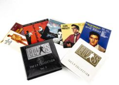 Elvis Presley Box Sets, two UK release EP Box Sets on RCA comprising The E.P Collection (EP1) and