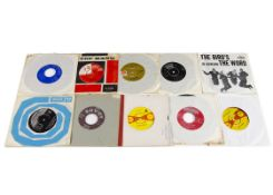 """Soul / Funk 7"""" Singles, ten singles of mainly Soul and Funk with artists comprising Shirley & Lee,"""