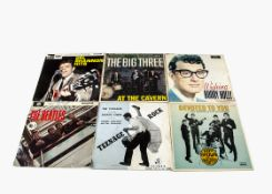 Sixties EPs, approximately twenty-five EPs, mainly from the Sixties with artists including Buddy