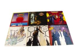 Soul / Funk / Disco LPs, approximately eighty albums of mainly Soul, Funk and Disco with artists