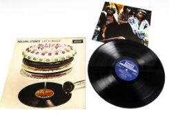 Rolling Stones LP, Let It Bleed LP - UK Stereo release (boxed logo) on Decca (SKL 5025) -