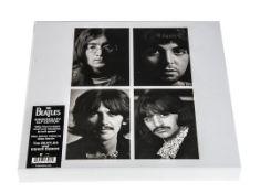 Beatles Box Set, The Beatles (aka White Album) and Esher Demos - 4 LP Anniversary Box Set released