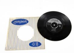 "Gene Vincent 7"" Single, Bird-Doggin' 7"" single b/w Ain't That Too Much - original UK release 1966 on"