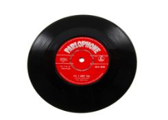 "The Beatles 7"" Single, Love Me Do 7"" Single b/w P.S. I Love You - Original UK First Press release on"