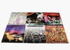 Amon Duul / Amon Duul II LPs, fifteen albums by Amon Duul and Amon Duul II including Dance of The
