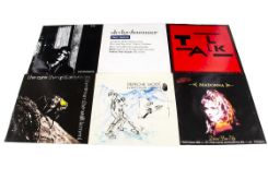 """12"""" Singles, approximately one hundred 12"""" singles of various genres with artists including"""