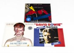 David Bowie IS Singles, three singles released exclusively for the David Bowie IS museum exhibitions