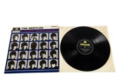 The Beatles LP, A Hard Day's Night LP - UK First Press Stereo release 1964 on Parlophone - PCS 3058.