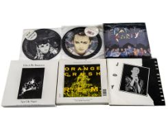 """7"""" Box Sets / Picture Discs, eight picture disc singles and six Box Set 7"""" singles - all picture"""
