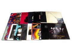 Van Der Graaf Generator / Peter Hammill LPs, fifteen albums comprising The Aerosol Grey Machine, H