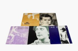 """The Smiths 12"""" Singles, five Australian release 12"""" singles, all in Picture Sleeves and all with"""