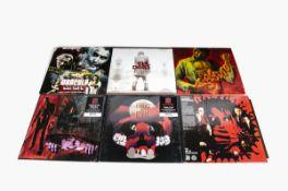 Horror Soundtrack LPs, ten more recent release Horror soundtracks comprising Zombie Flesh Eaters (