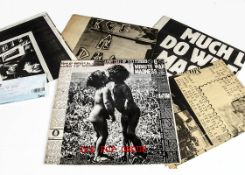 The Pop Group LP, For How Much Longer Do We Tolerate Mass Murder LP - Original UK Release 1980 on
