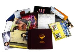 George Harrison Box Set, The Vinyl Collection - Thirteen Album Box Set (18 LPs) released 2017 on