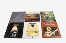 Jazz / Fusion LPs, approximately seventy albums of mainly Jazz and Fusion with artists including