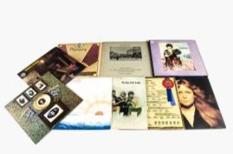 Folk LPs / Box Set, eleven albums and a box set of mainly Folk and Folk Rock with artists comprising
