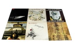 Folk / Folk Rock LPs, approximately eighty-five albums of mainly Folk and Folk Rock with artists