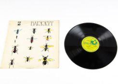 Syd Barrett LP, Barrett - Original UK release 1970 on Harvest (SHSP 4007) - Laminated Flipback