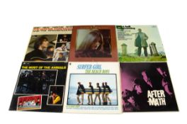 LP Records, approximately one hundred and seventy albums of various genres including soundtracks and