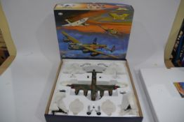 Corgi Aviation Archive 1:72 Scale Battle Of Britain Memorial Flight Set, a boxed limited edition