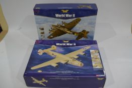 Corgi Aviation Archive 1:72 Scale Europe and Africa Liberator and Flying Fortress, two boxed limited