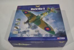 Corgi Aviation Archive 1:32 Scale Supermarine Spitfire, a boxed limited edition AA33901 Spitfire