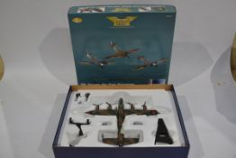 Corgi Aviation Archive 1:72 Scale 70 Years of the Spitfire and Lancaster, two boxed limited
