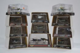 Corgi Aviation Archive WWII Aircraft, a bubble packed group all with card sleeves, comprising WWII