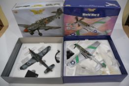 Corgi Aviation Archive 1:32 Scale War in the Pacific P-51D Mustang and Attack By Night