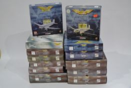 Corgi Aviation Archive 1:144 Scale Civil Aircraft, thirteen boxed examples comprising Classic