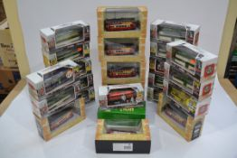 Corgi Original Omnibus Trams, a boxed group including Blackpool Balloon Trams (16) and eight