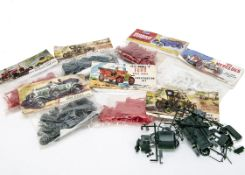 1960s Bagged Airfix 1:32 Car Kits, 1910 Model T Ford (2), 1926 Morris Cowley, 1912 Ford Model T,