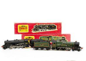 Boxed Hornby-Dublo 00 gauge 2-rail Steam Locomotives, ref 2221 'Cardiff Castle' no 4073 in BR