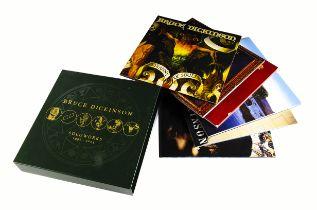 Bruce Dickinson Box Set, Solo Works 1990 - 2005 - Six album box set released 2007 on BMG (