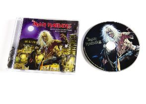 Iron Maidens CD, The Iron Maidens - The World's Only Female Tribute To Iron Maiden CD - USA