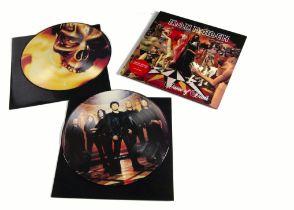 Iron Maiden LP, Dance Of Death Double Picture Disc Album - UK Release 2003 on EMI (592 3401) -
