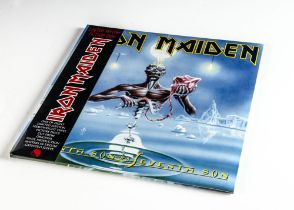 Iron Maiden Picture Disc, Seventh Son of A Seventh Son Limited Edition Picture Disc released 2013 on
